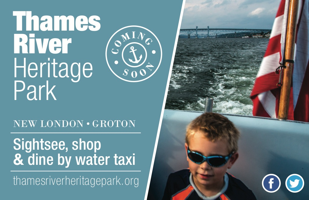 The Thames River Heritage Park Water Taxi